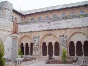 SZ 04 14 IX 9 - Kostol sv. Katariny 2 nadvorie sv. Hieronyma